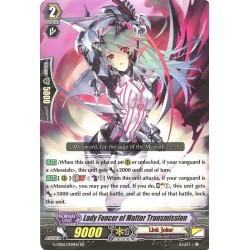 CFV G-CB06/009EN RR  Lady Fencer of Matter Transmission