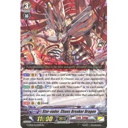 CFV G-CB06/Re:02EN RRR  Star-vader, Chaos Breaker Dragon