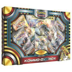 Pokémon - EN - Gx Box - Kommo-o-GX Box