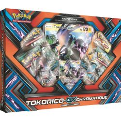 Pokémon - FR - Gx Box -Tokorico-GX Chromatique