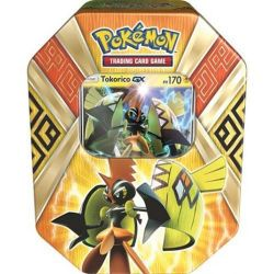 Pokémon - FR - Pokébox Summer 2017 - Tapu Koko-GX