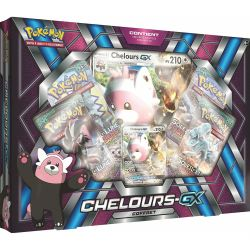 Pokémon - FR - Gx Box - Chelours-GX