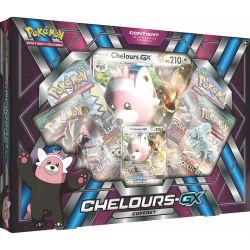 Pokémon - FR - Gx Box - Chelours-GX