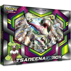 Pokémon - EN - Gx Box - Tsareena-GX