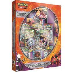 Pokémon - EN - Premium Collection- Buzzwole-GX et Xurkitree-GX