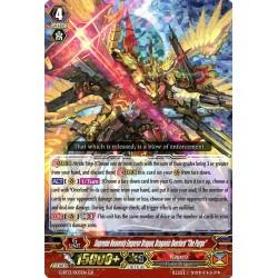 "CFV G-BT13/003EN GR  Supreme Heavenly Emperor Dragon, Dragonic Overlord ""the Purge"""