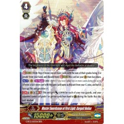 CFV G-BT13/007EN RRR  Master Swordsman of First Light, Gurguit Helios