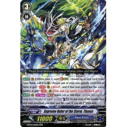 CFV G-BT13/012EN RRR  Supreme Ruler of the Storm, Thavas