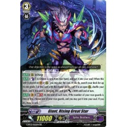 CFV G-BT13/022EN RR  Giant, Rising Great Star