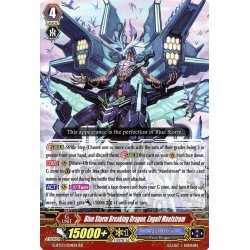 CFV G-BT13/024EN RR  Blue Storm Breaking Dragon, Engulf Maelstrom