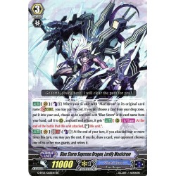 CFV G-BT13/025EN RR  Blue Storm Supreme Dragon, Lordly Maelstrom