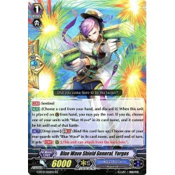 CFV G-BT13/026EN RR  Blue Wave Shield General, Yorgos