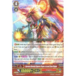 CFV G-BT13/036EN R  Supreme Heavenly Emperor Dragon, Accend Grave Dragon