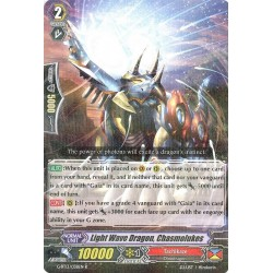 CFV G-BT13/038EN R  Light Wave Dragon, Chasmolukes
