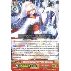 CFV G-BT13/041EN R  Sweetly Smiling Ice Petal, Shirayuki