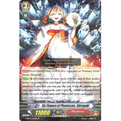 CFV G-BT13/042EN R  Six Flowers of Phantasms, Shirayuki