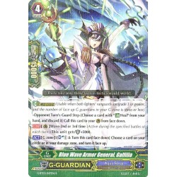 CFV G-BT13/047EN R  Blue Wave Armor General, Galfilia