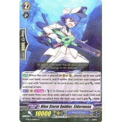 CFV G-BT13/048EN R  Blue Storm Soldier, Eldermoss