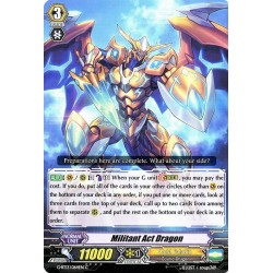 CFV G-BT13/064EN C  Militant Act Dragon