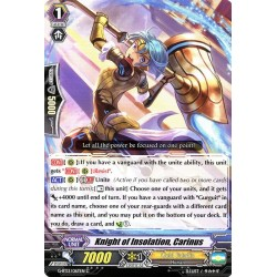 CFV G-BT13/067EN C  Knight of Insolation, Carinus