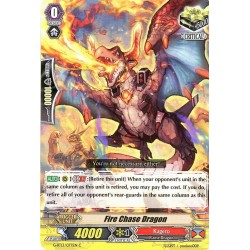 CFV G-BT13/077EN C  Fire Chase Dragon