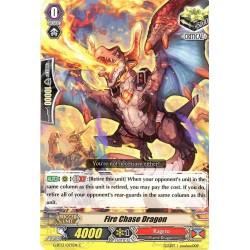 CFV G-BT13/077EN C  Fire Chase Dragon