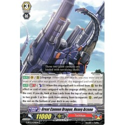 CFV G-BT13/078EN C  Great Cannon Dragon, Heavy Arzene