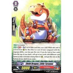 CFV G-BT13/084EN C  Child Dragon, Little Tyranno