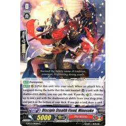 CFV G-BT13/090EN C  Disciple Stealth Rogue, Minosuke
