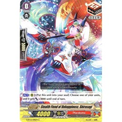 CFV G-BT13/091EN C  Stealth Fiend of Unhappiness, Shirasagi