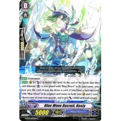 CFV G-BT13/107EN C  Blue Wave Recruit, Kosty