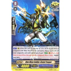 CFV G-BT13/108EN C  Blue Wave Soldier, Brutal Trooper