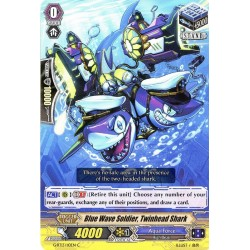 CFV G-BT13/110EN C  Blue Wave Soldier, Twinhead Shark