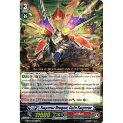 CFV G-BT13/Re:02EN Re-RRR  Emperor Dragon, Gaia Emperor