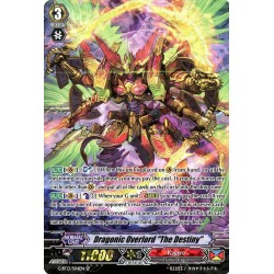 "CFV G-BT13/S04EN SP  Dragonic Overlord ""The Destiny"""