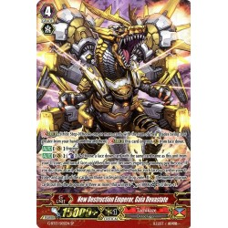 CFV G-BT13/S05EN SP  New Destruction Emperor, Gaia Devastate