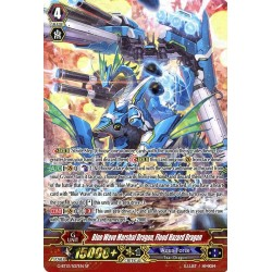 CFV G-BT13/S07EN SP  Blue Wave Marshal Dragon, Flood Hazard Dragon