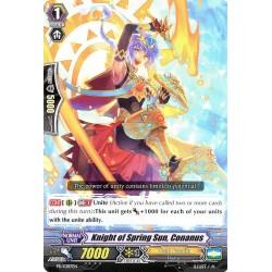 CFV G-BT13-PR/0387EN PR  Knight of Spring Sun, Conanus