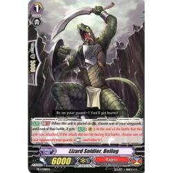 CFV G-BT13-PR/0388EN PR  Lizard Soldier, Bellog