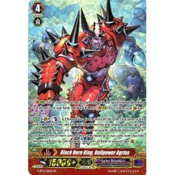 CFV G-BT13/S11EN SP  Black Horn King, Bullpower Agrias