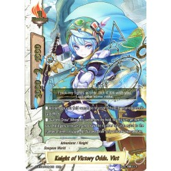 BFE X-BT04/0004EN RRR Knight of Chance, Vict
