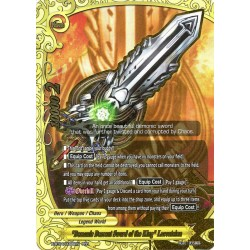 BFE X-BT04/0006EN RRR Demonic Descent Sword of the King Laevateinn