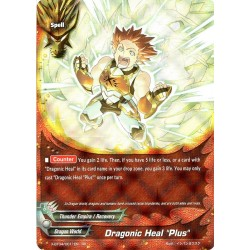 "BFE X-BT04/0011EN RR Dragonic Heal, ""Plus"""