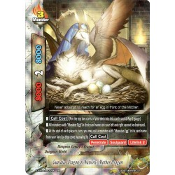 BFE X-BT04/0012EN RR Guardian Dragon of Nativity, Mother Dragon