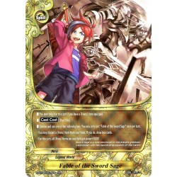 BFE X-BT04/0014EN RR Fable of the Sword Sage