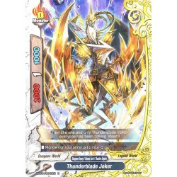 BFE X-BT04/0043EN R Thunder Blade Joker