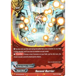 BFE X-BT04/0047EN U Second Barrier