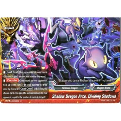 BFE X-BT04/0050EN U Shadow Dragon Arts, Dividing Shadows