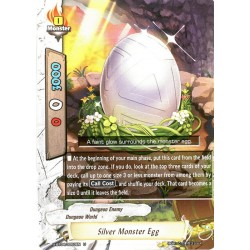 BFE X-BT04/0053EN U Silver Monster Egg