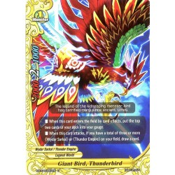 BFE X-BT04/0057EN U Giant Bird, Thunder Bird